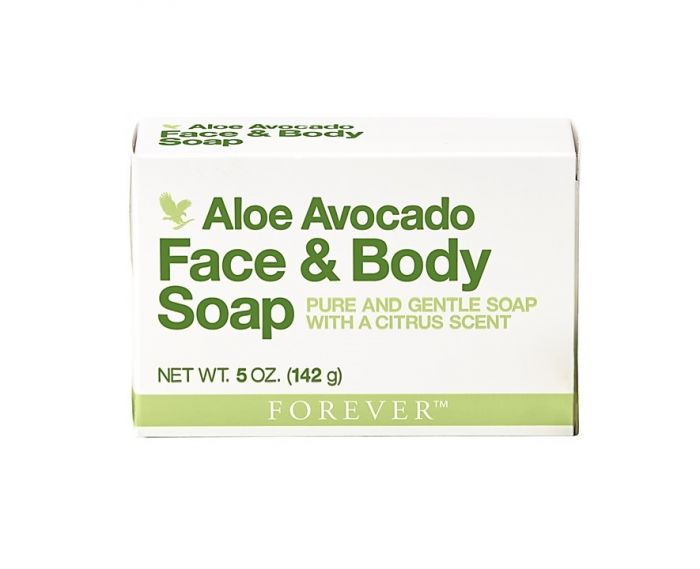 Forever Avocado Soap